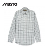 Musto Classic Twill Check Shirt Highgrove Estate Check