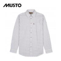 Musto Classic Twill Check Shirt Rutmoor Check