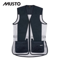 Musto Competition Skeet Vest True Navy