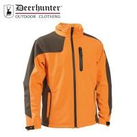 Deerhunter Argonne Softshell Jacket  Orange