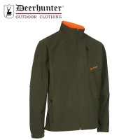 Deerhunter Schwarzwild II Fleece Jacket  Green