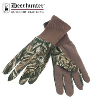 Deerhunter MAX 5 Mesh Gloves w. Dots Realtree Max-5 Camo