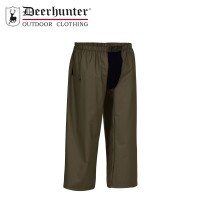 Deerhunter Hurricane Pull-Over Trousers Art Green