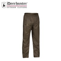 Deerhunter Survivor Rain Trousers  Timber