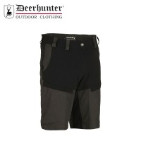 Deerhunter Strike Shorts Black Ink