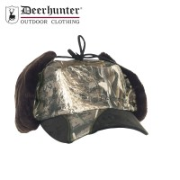 DEERHUNTER MUFLON WINTER HAT REALTREE EDGE CAMO