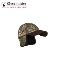 Deerhunter Muflon Cap W. Safety Realtree Edge Camo