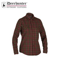 Deerhunter Lady Sophie Shirt Red Check