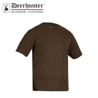 Deerhunter Swindon T Shirt Bark Green