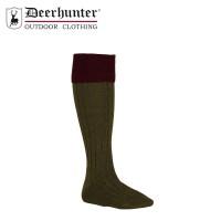 Deerhunter Lomond Socks Burgendy