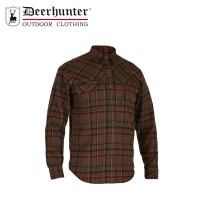 Deerhunter Phett Shirt Red Check