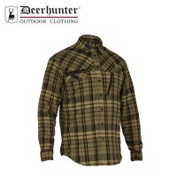 Deerhunter Reece Shirt Green Check
