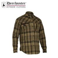 Deerhunter Reece Shirt Green Check
