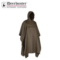Deerhunter Survivor Rain Poncho Timber