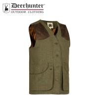 Deerhunter Moorland Waistcoat Dried Herb