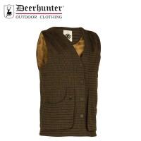 Deerhunter Beaulieu Waistcoat Chestnut