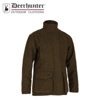 Deerhunter Beaulieu Jacket Chestnut