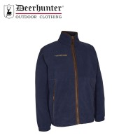 Deerhunter Wingshooter Fleece Graphite Blue