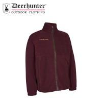 Deerhunter Wingshooter Fleece Burgendy