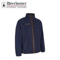 Deerhunter Wingshooter Waterproof Fleece Graphite Blue