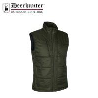 Deerhunter Heat Waistcoat Deep Green
