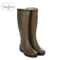Le Chameau Giverny Jersey - Vert Chameau (Ladies)