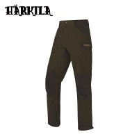 Harkila Gevar Trousers Willow Green/Shadow Brown