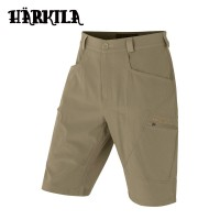 Harkila Herlet Tech Shorts Light Khaki