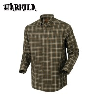 Harkila Milford Shirt Willow Green Check