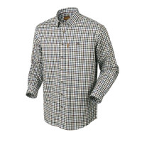 Harkila Milford Shirt Burgundy Check