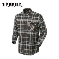 Harkila Newton L/S Shirt Willow Green