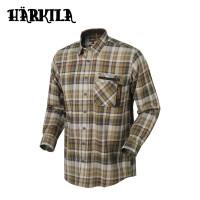 Harkila Newton L/S Shirt Tapenade Check