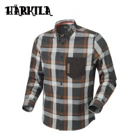 Harkila Amlet L/S Shirt Spice Check