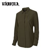 Harkila Herlet Tech Lady Shirt Willow Green