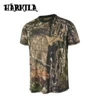 Harkila Moose Hunter S/S T Shirt Mossy Oak Break Up Country