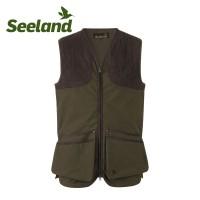 Seeland Winster Classic Waistcoat Pine Green