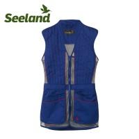 Seeland Skeet II Waistcoat Sodalite Blue