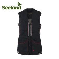 Seeland Skeet II Waistcoat Black