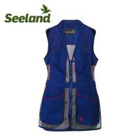 Seeland Skeet Lady Waistcoat Sodalite Blue