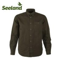 Seeland Flint Shirt Dark Olive