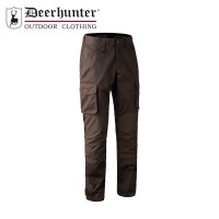 Deerhunter Rogaland Stretch Trousers Brown Leaf