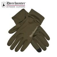 Deerhunter Silent Gloves Peat