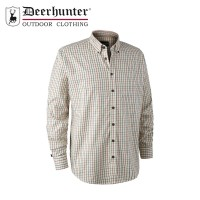 Deerhunter Nicholas Shirt Red Check