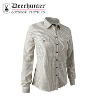 Deerhunter Lady Isabella Shirt Blue Check