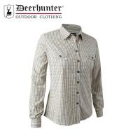 Deerhunter Lady Isabella Shirt Blue Check