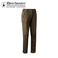 Deerhunter Lady Ann Full Stretch Trousers Fallen Leaf