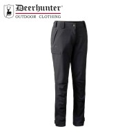 Deerhunter Lady Ann Full Stretch Trousers Black