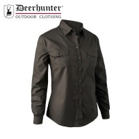 Deerhunter Lady Cari Shirt Dark Elm