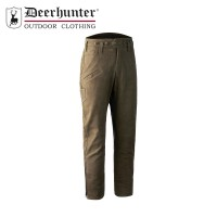 Deerhunter Strasbourg Leather Boot Trouser Brown