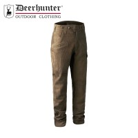 Deerhunter Strasbourg Leather Trouser Brown
